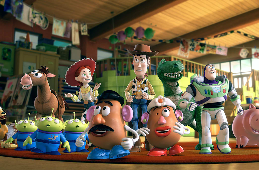 Here are 5 'Toy Story' toys that you might still own and are