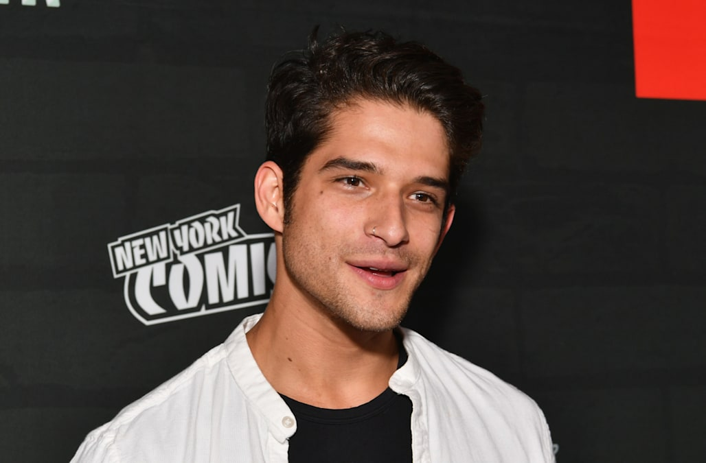 Tyler Posey Admits He Sent And Received Nudes On Set Of Teen Wolf