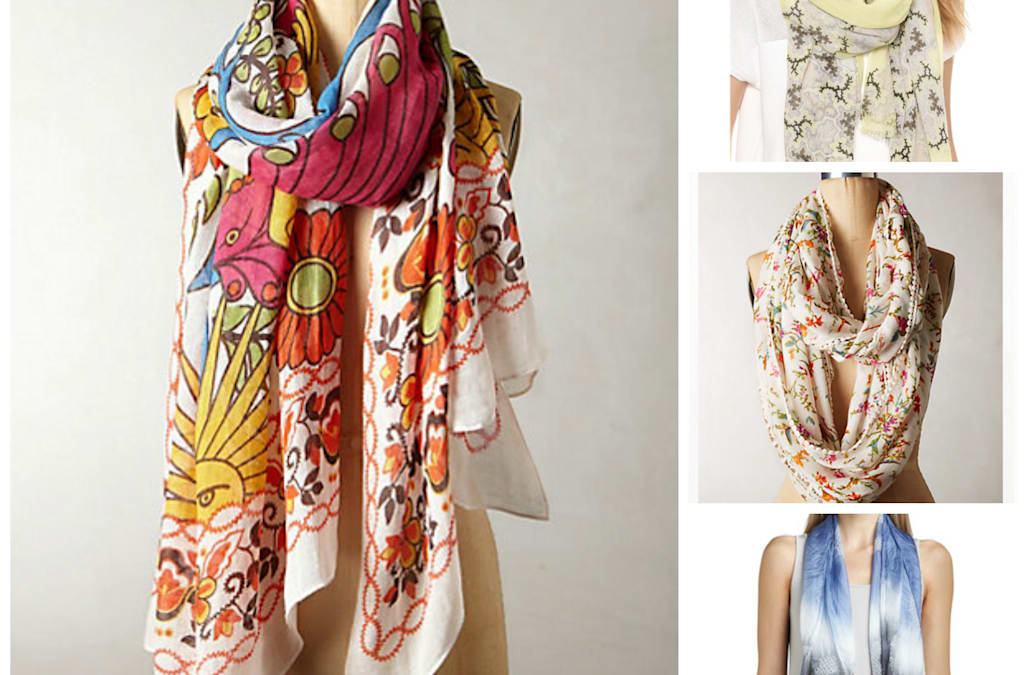dd6eea3325512 Shop the look: 20 scarves to wear in the summer AND fall - AOL Lifestyle