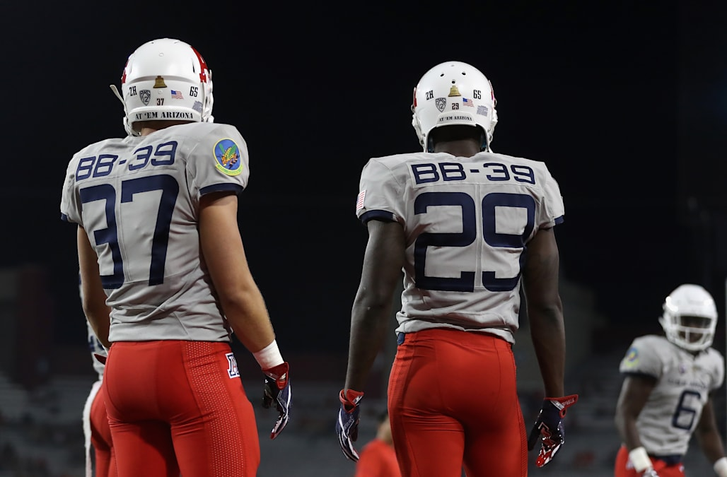 official photos 4d1db db953 Here are all the crazy new college football uniforms teams ...