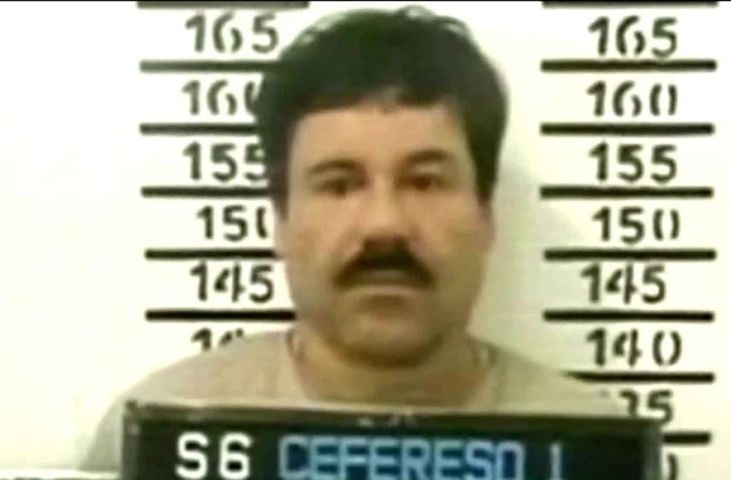 Justice Department: Mexican drug lord 'El Chapo' extradited to US