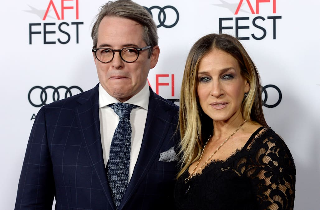 Inside Sarah Jessica Parker And Matthew Broderick's Family