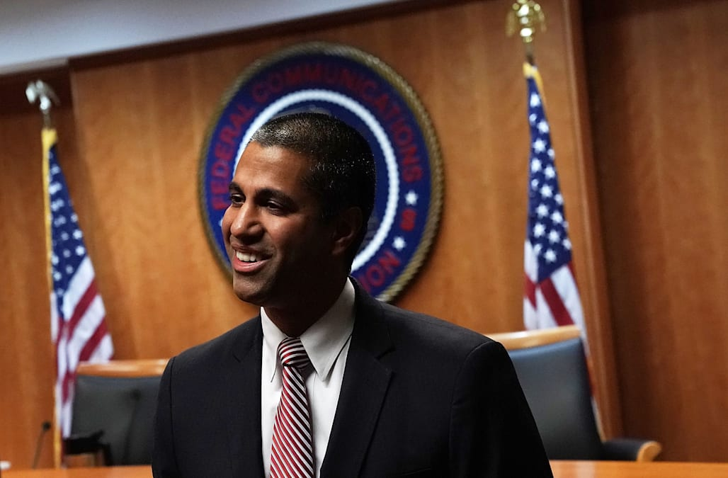 Federal Communications Commission votes to repeal net