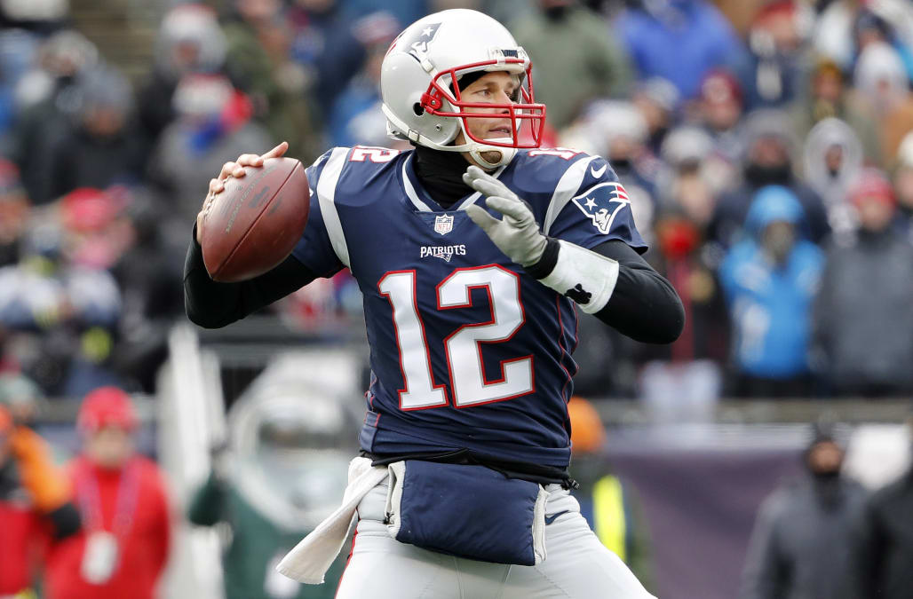Patriots QB Brady to play 5f09090ce