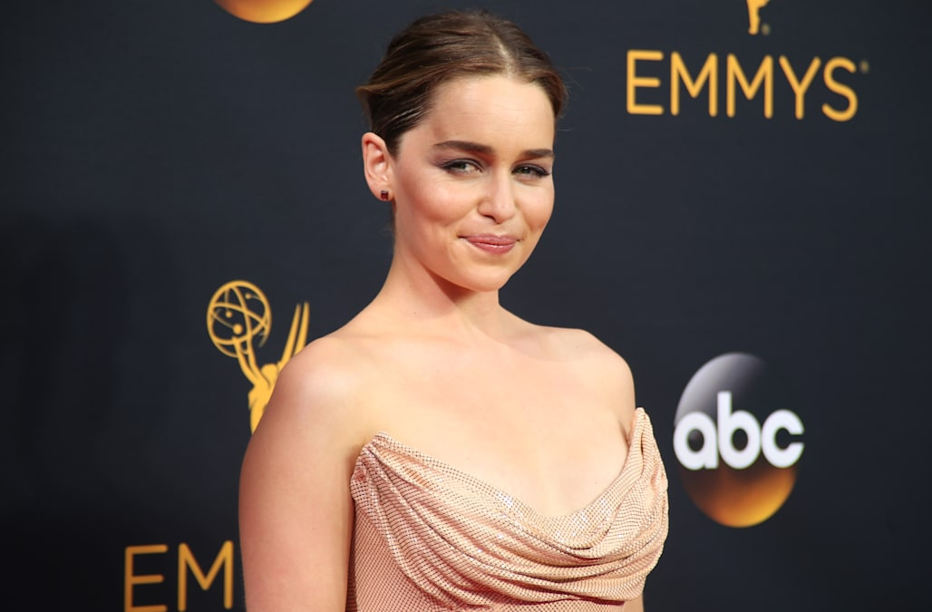 Emilia clarke just shared a big game of thrones hint aol in some ways game of thrones has just been six years of waiting to see if and when the other characters will meet daenerys in a departure from the books m4hsunfo