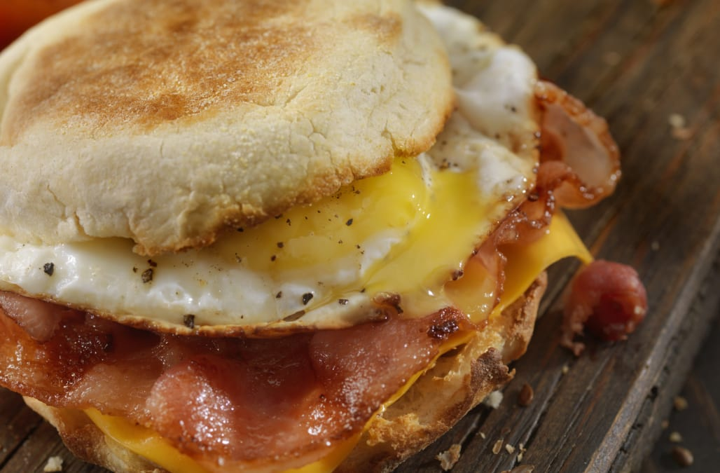 The shocking secret about your fast-food eggs - AOL Lifestyle