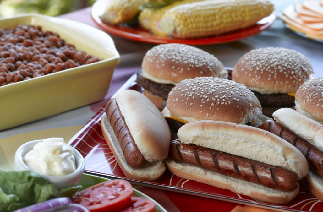 acdd46a38fb This is what Americans prefer eating at their BBQs - AOL Lifestyle
