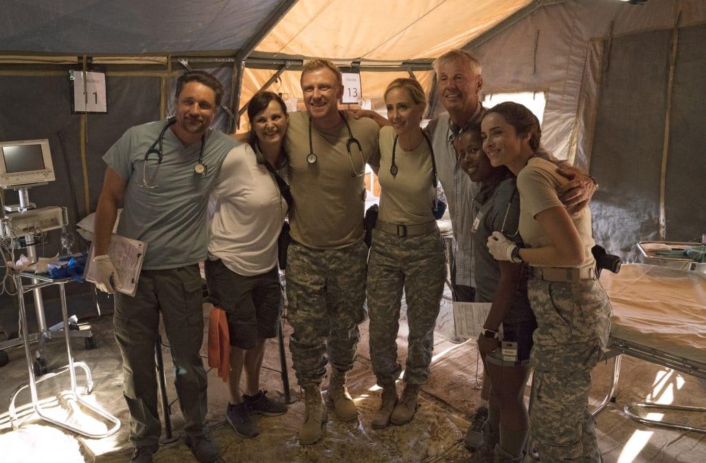 Greys Anatomy Season 14 Sees Another Series Regular Depart Aol