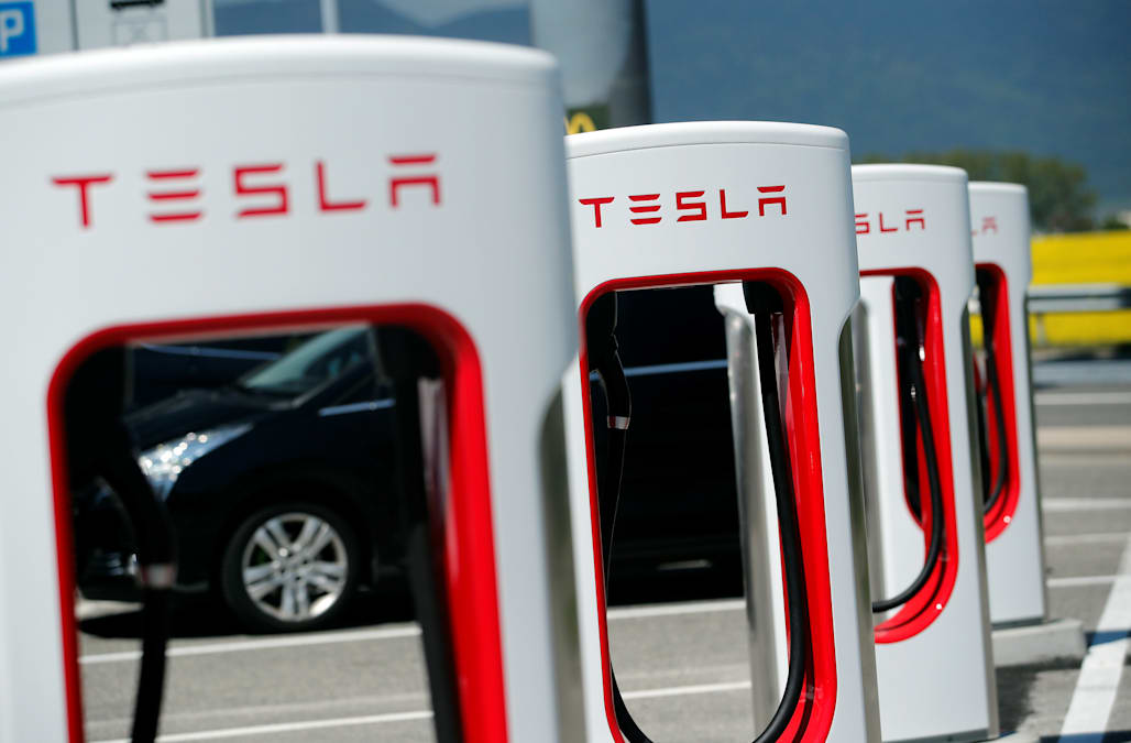 Tesla's Elong Musk says Germany a front runner for Europe