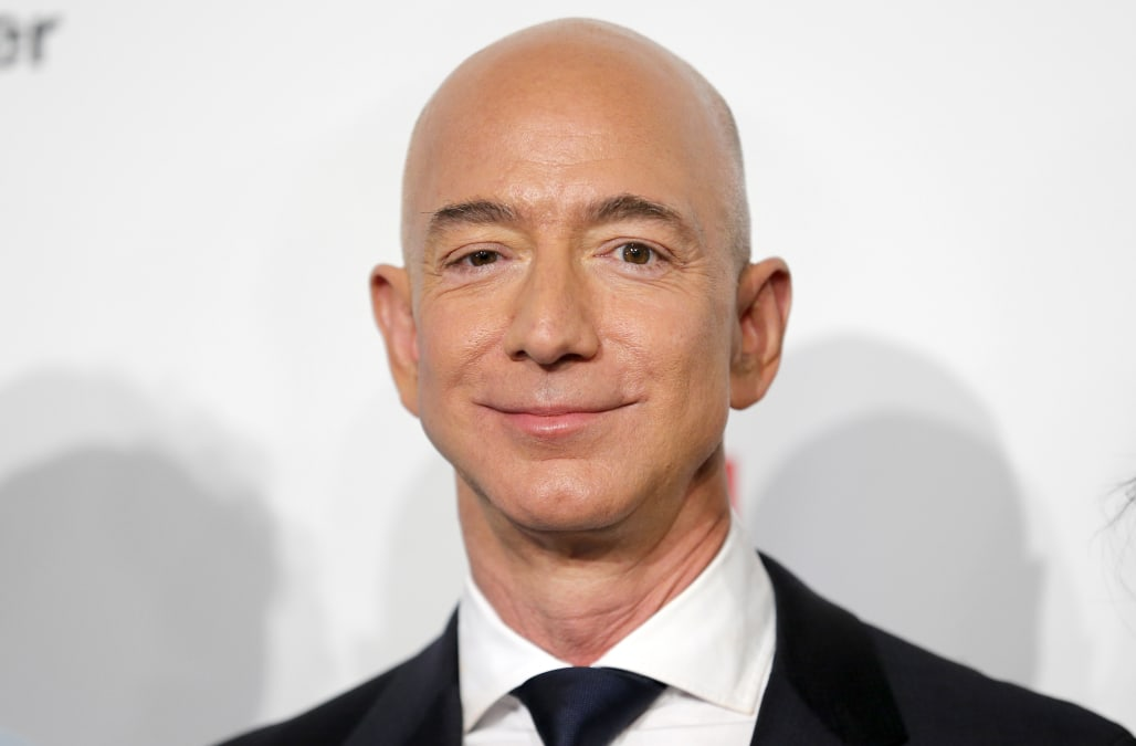 Jeff Bezos Told Amazon Execs To Consider 3 Questions Before Offering
