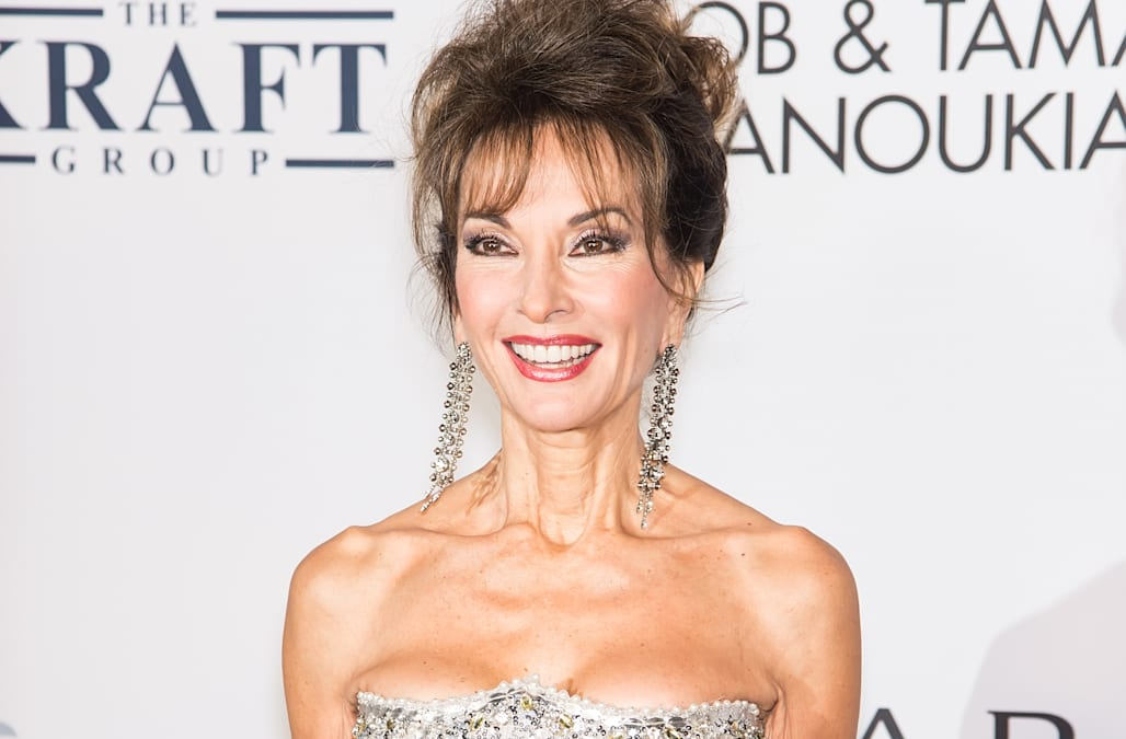 Susan Lucci To Kick Off Signature Activewear Collection