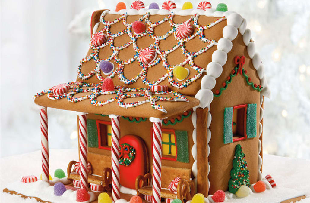 7 Gingerbread Houses To Aol Lifestyle