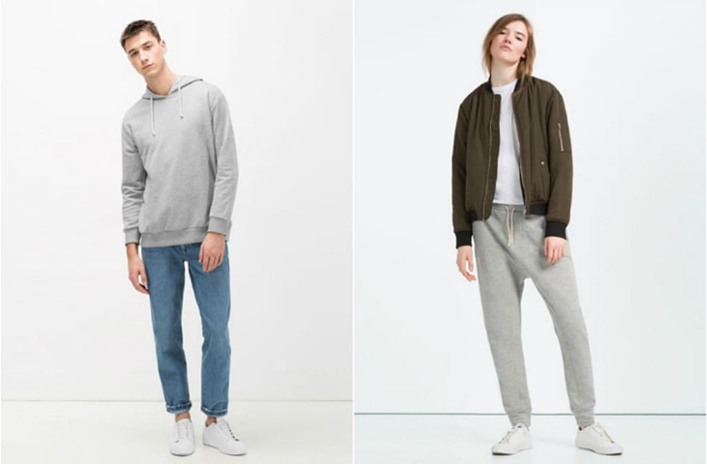 9cb766187e Zara's new ungendered line is clothing for the people — all people ...