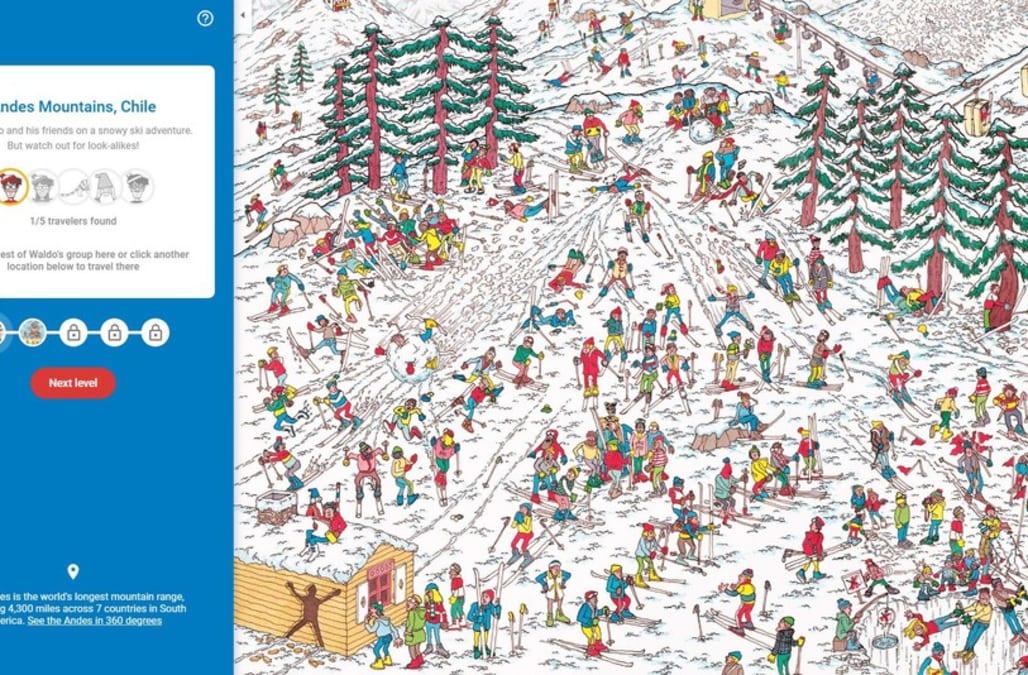 U0027Whereu0027s Waldo?u0027 Is Hiding In Google Maps For April Foolu0027s Day