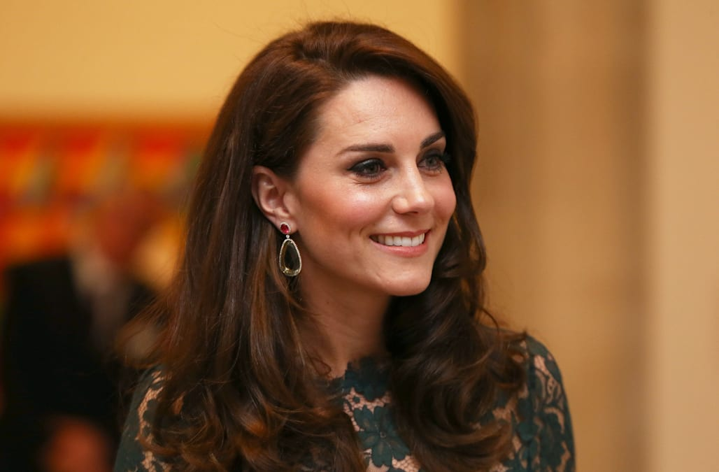 9aee1e9743 Duchess Kate chats with parents from son George's new school: 'See you at  the school gates!'