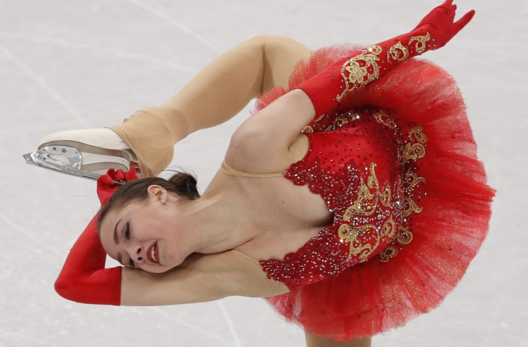 Figure Skating/ Dance Outfit To Have Both The Quality Of Tenacity And Hardness Ice Skating