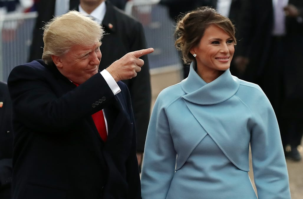 Melania Trump isn\'t comparing herself to Jackie Kennedy - AOL Lifestyle