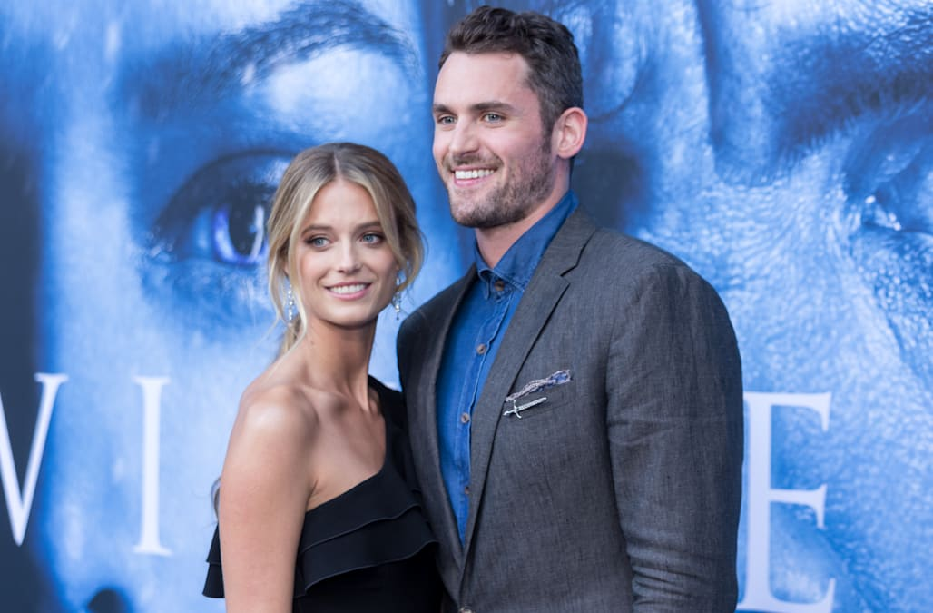 kevin love and girlfriend kate bock star in totally sexy photo shoot for banana republic
