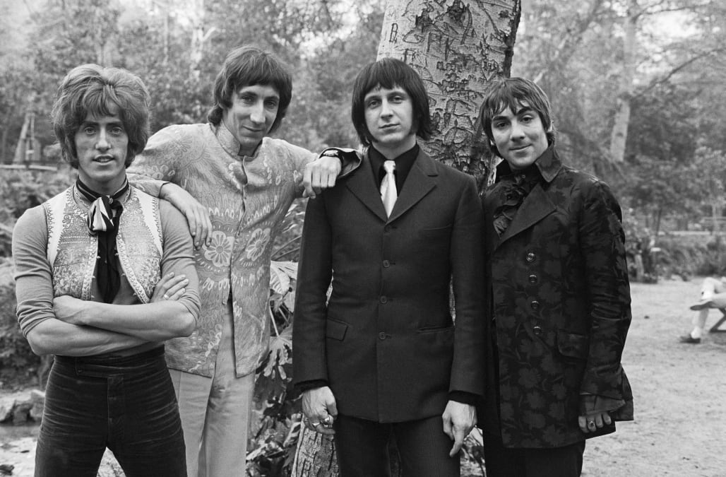 53677b0c8eecee The Who s Pete Townshend and Roger Daltrey remember Keith Moon
