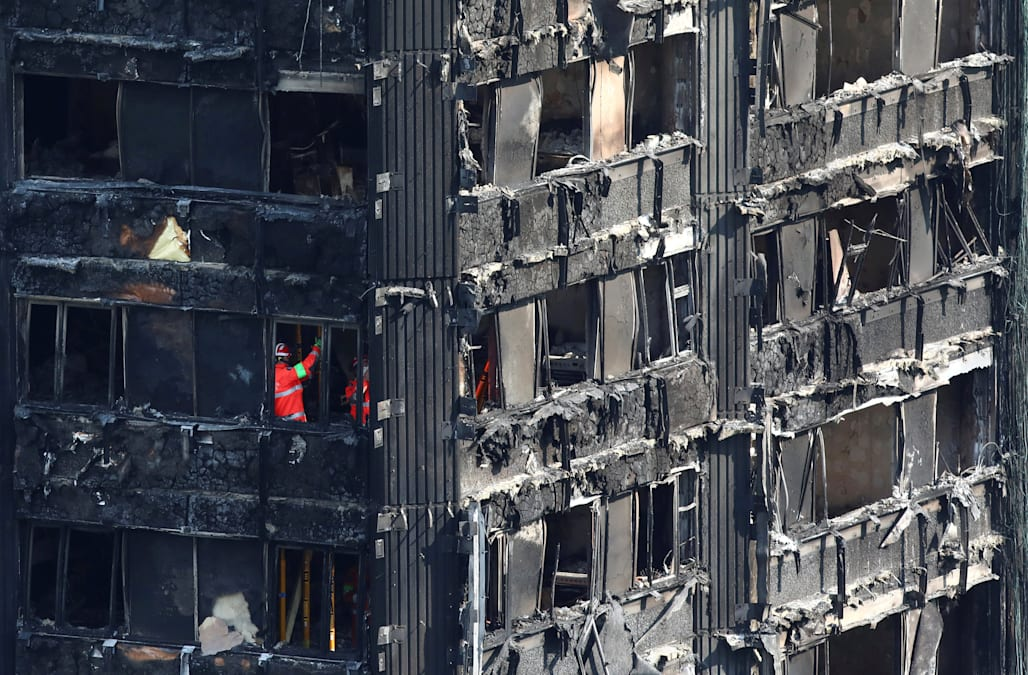 Deadly Grenfell Tower Fire In London Caused By Faulty Refrigerator Police