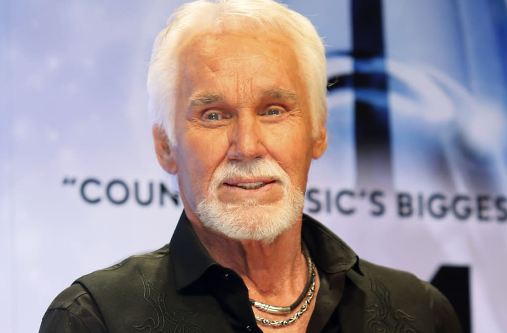 Kenny Rogers Tour