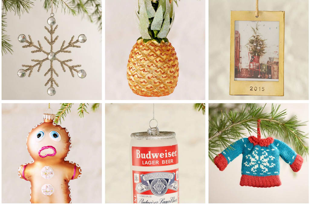 - 25 Cute Christmas Ornaments To Give As Gifts This Season - AOL Lifestyle