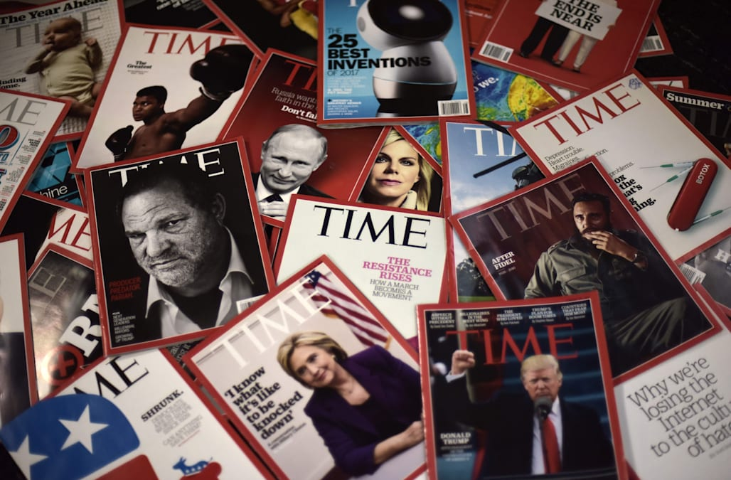 Who will be Time's 2017 Person of the Year?