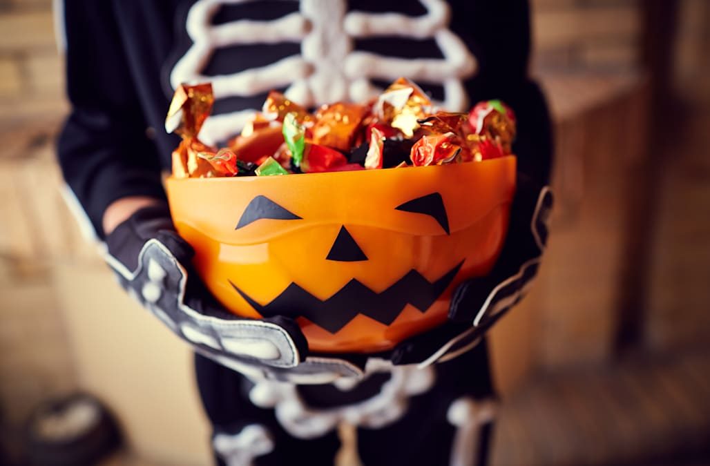 The cheapest day of the year to buy Halloween candy, revealed ...