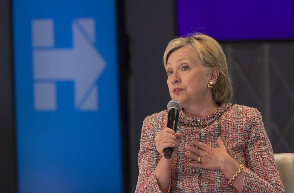 Hillary Clinton on Loretta Lynch-Bill Clinton meeting
