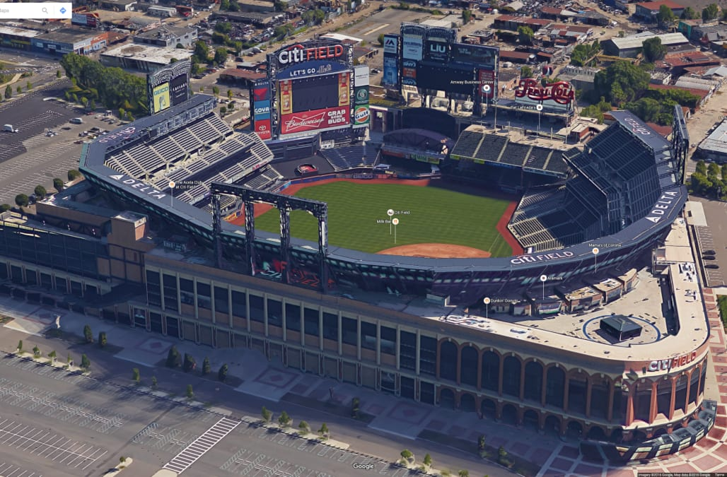 New Google Maps technology brings stunning 3-D aerial shots of pro ...