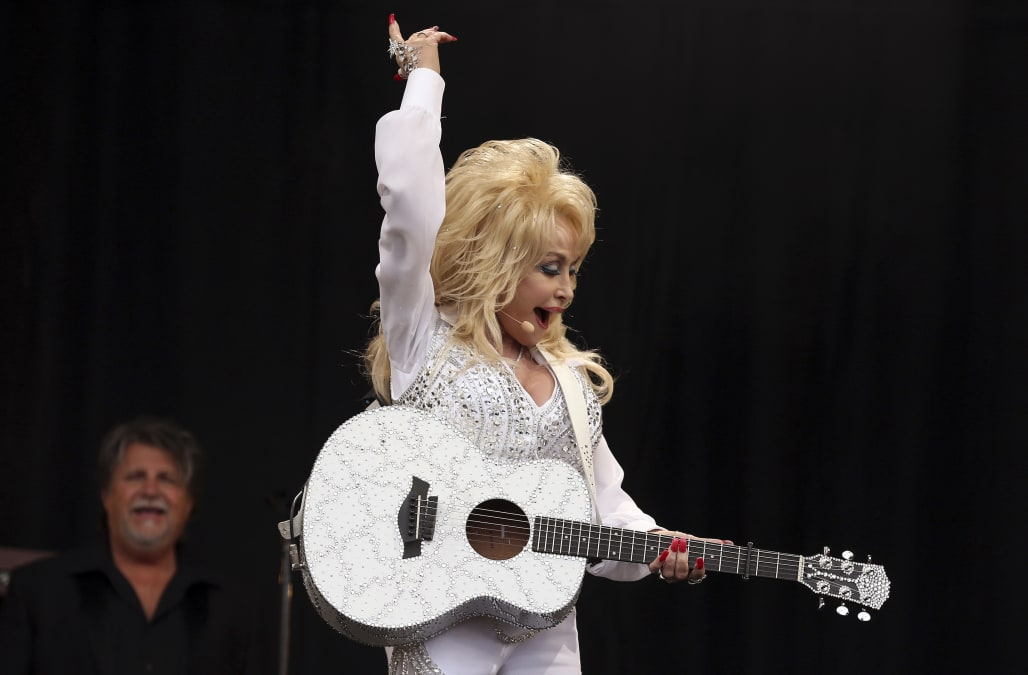 Dolly Parton's staggering net worth revealed - AOL Finance