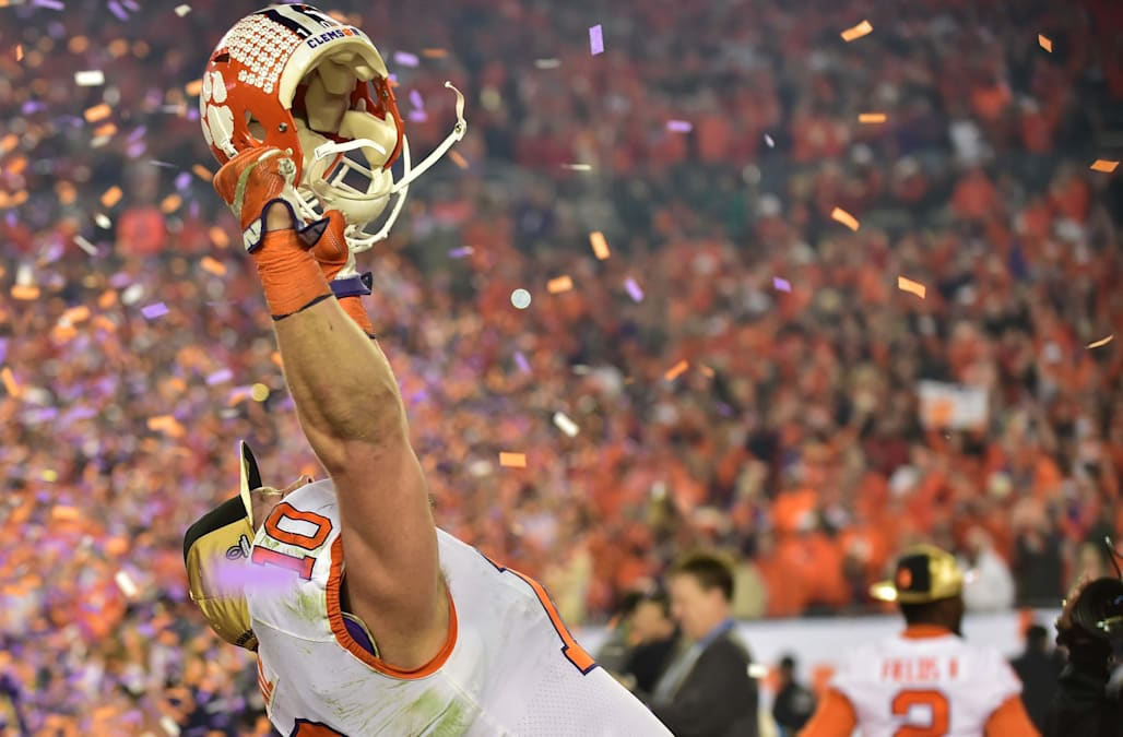 Clemson Upsets Alabama In College Football National Championship Game