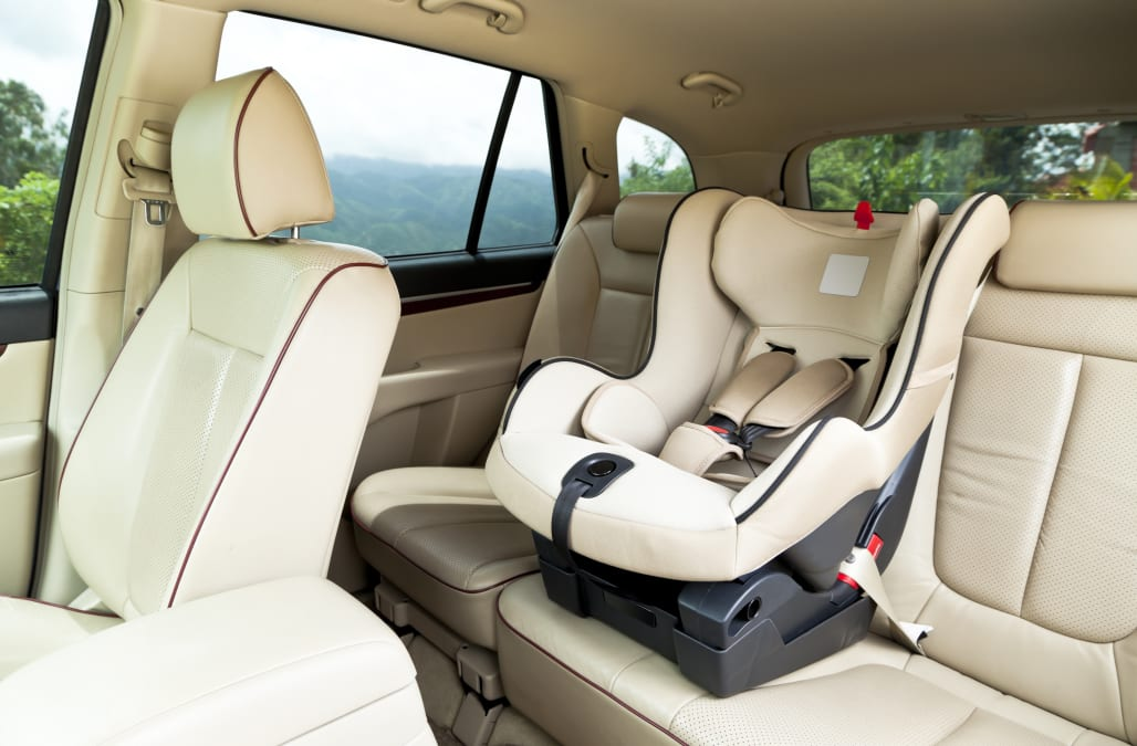 This Mom Is Warning Parents About Car Seat Strap Covers After Her Baby Was Thrown From