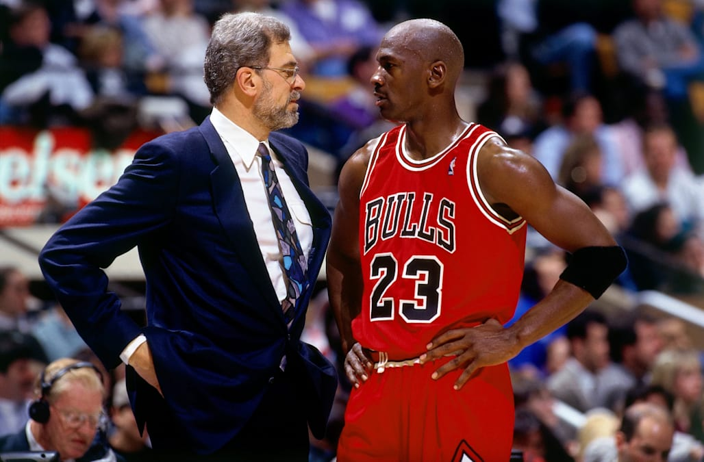 WHERE ARE THEY NOW? Michael Jordan's historic 1996 Chicago