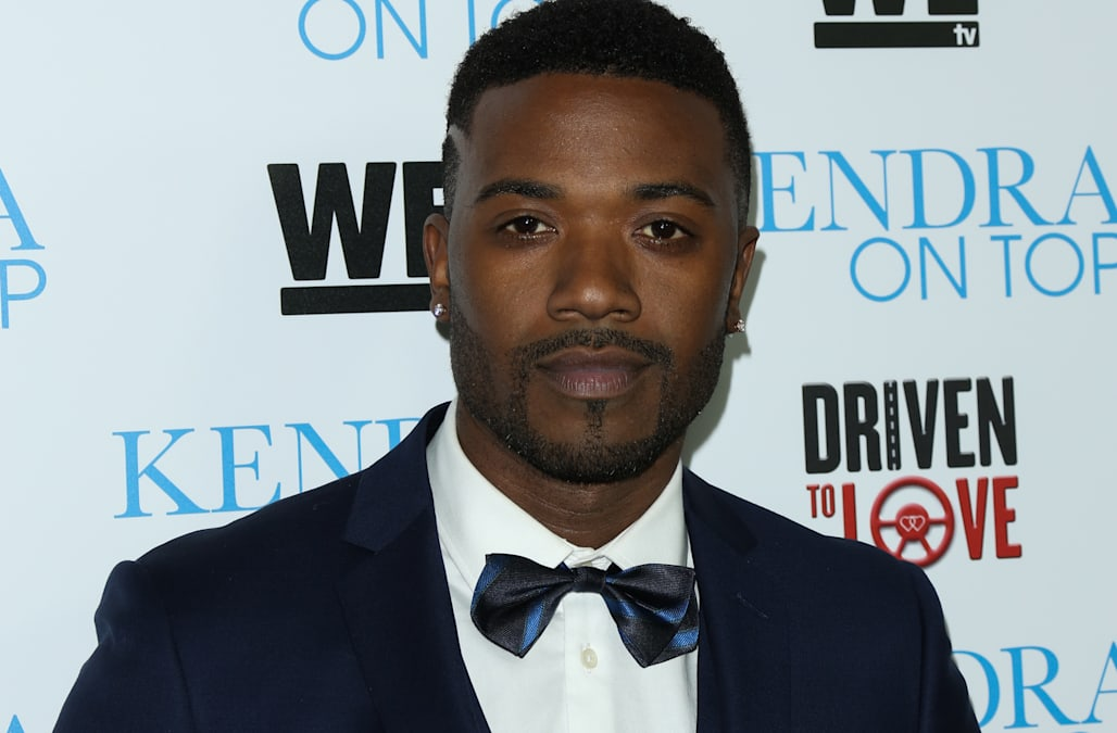 eebebbab EXCLUSIVE: Ray J reacts to being naked in bed with Kim Kardashian in Kanye  West's 'Famous' video: 'My fiance is tripping'