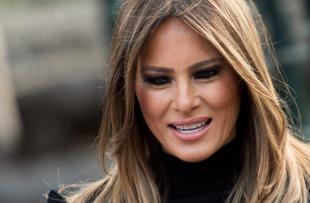 what is melania diet