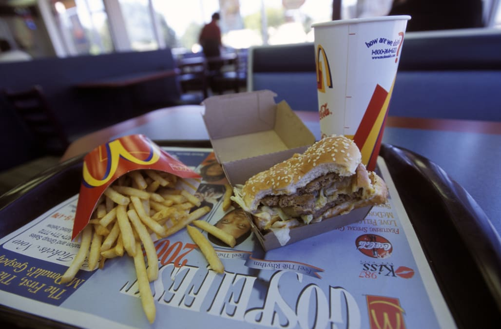 Mcdonalds Makes A Big Change To Their 7 Classic Burgers Aol Lifestyle