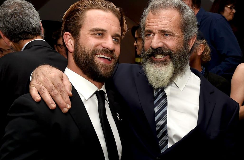 Mel Gibson's 26-year-o...