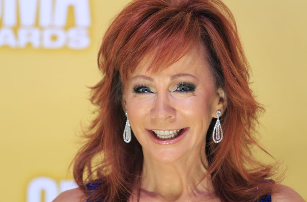 EXCLUSIVE: Reba McEntire wants to \'fall in love\' again after divorce ...