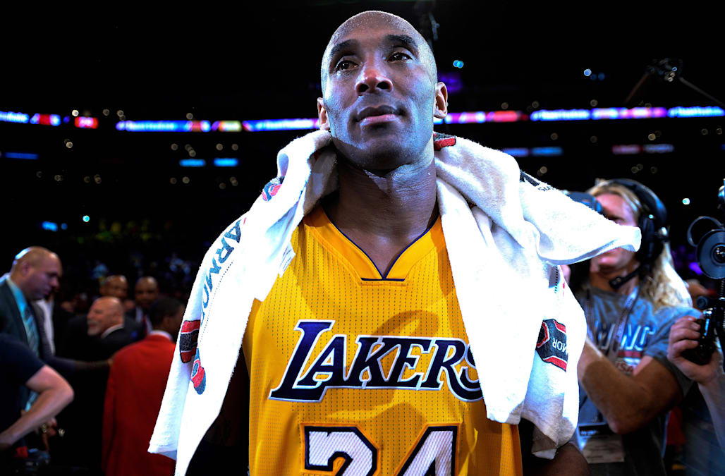 c8c0cf7b3ec Kobe Bryant will reportedly have both of his numbers retired by the Lakers