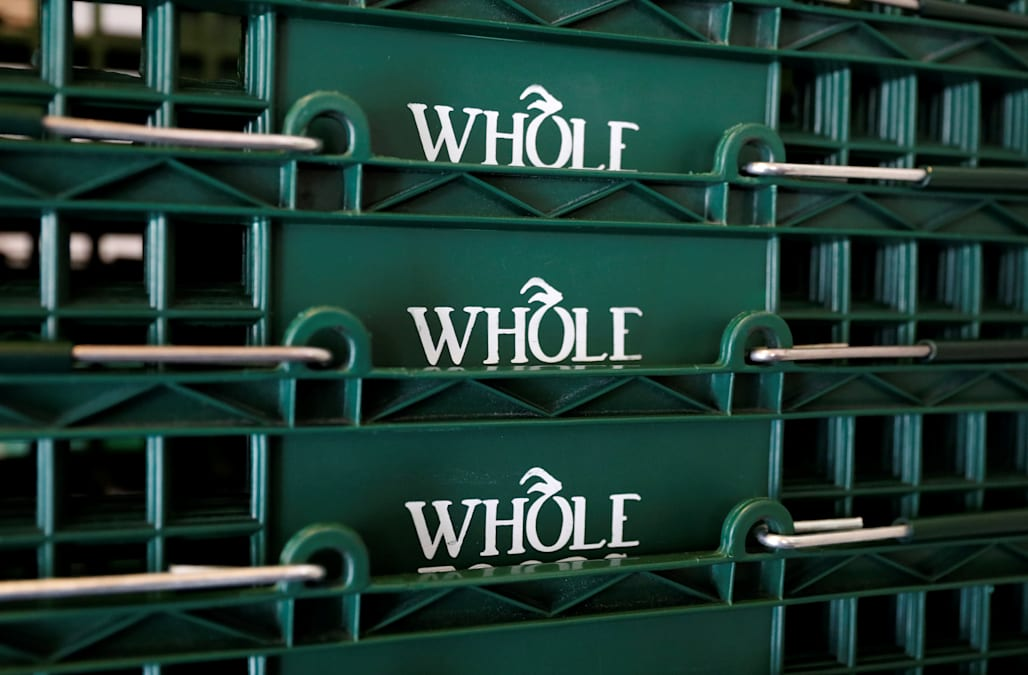 Amazon's Whole Foods delivery service is off to a roaring