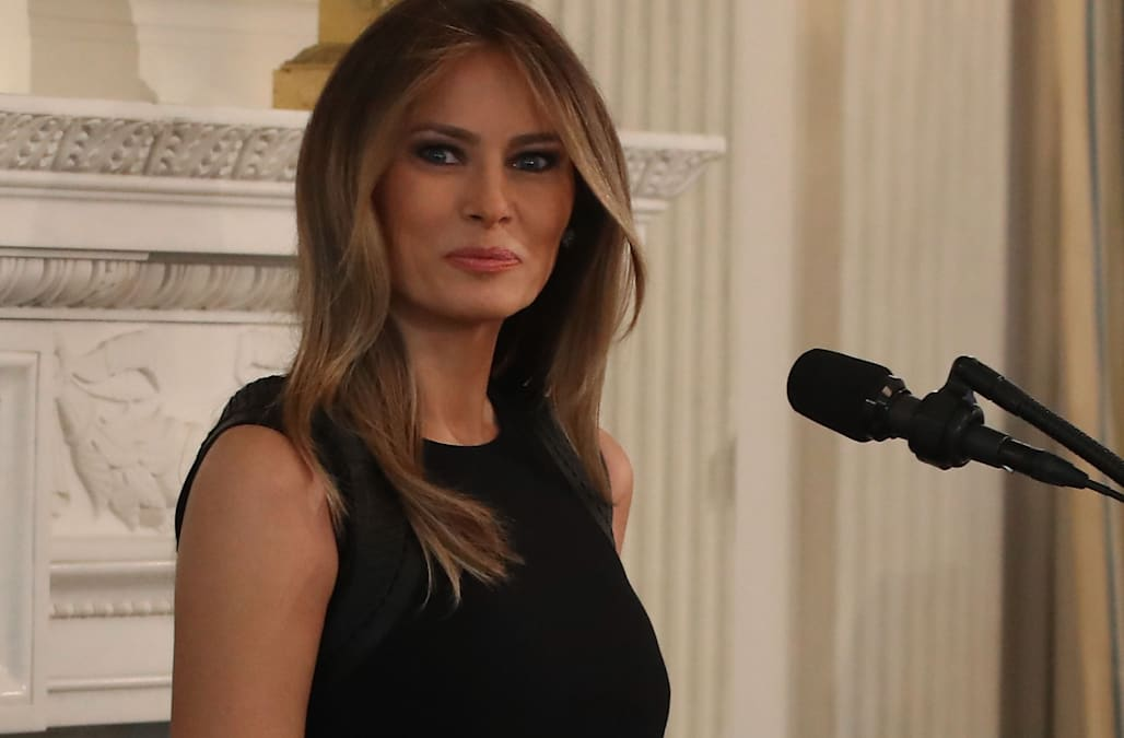 Email scam claims that Melania Trump wants to give you 20 million