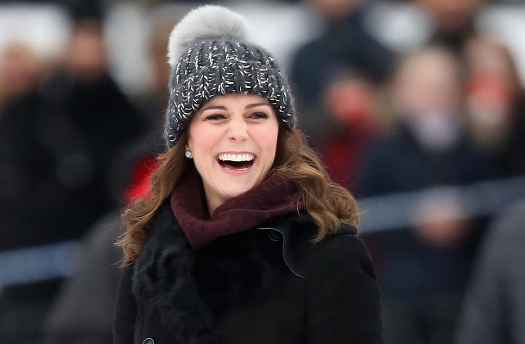 how does kate middleton style her hair this is why kate middleton cut hair into a lob grab 3995 | http%3A%2F%2Fo.aolcdn