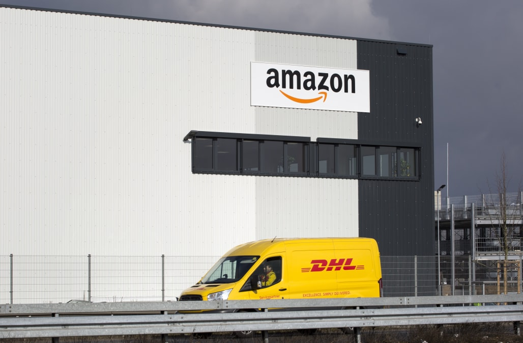 Amazon workers strike in Germany, joining action in Spain