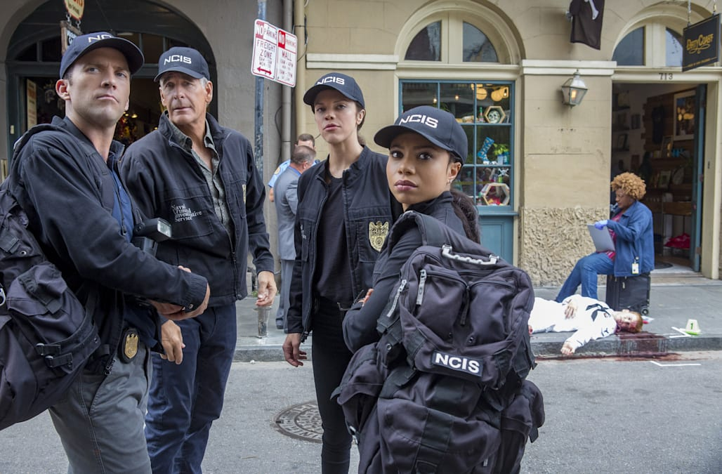NCIS: New Orleans' actress Shalita Grant to leave show