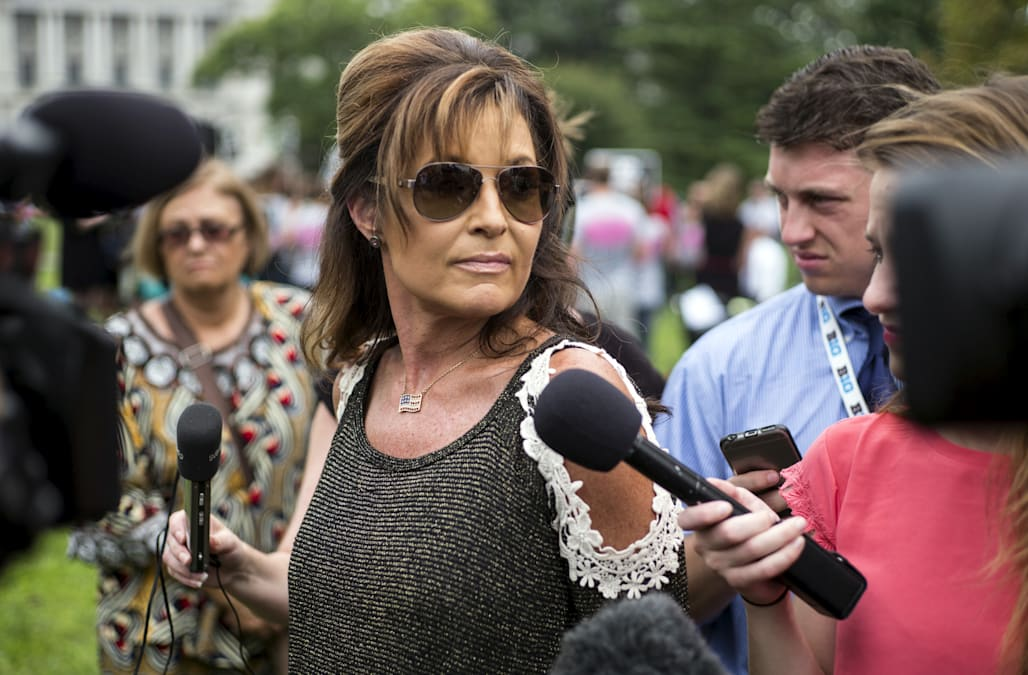 Sarah Palin's son Track pleads guilty to misdemeanor