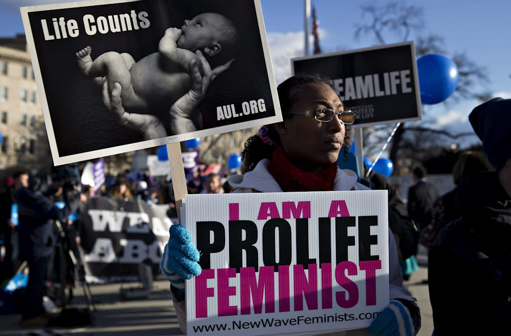 the article abortion rights are pro life