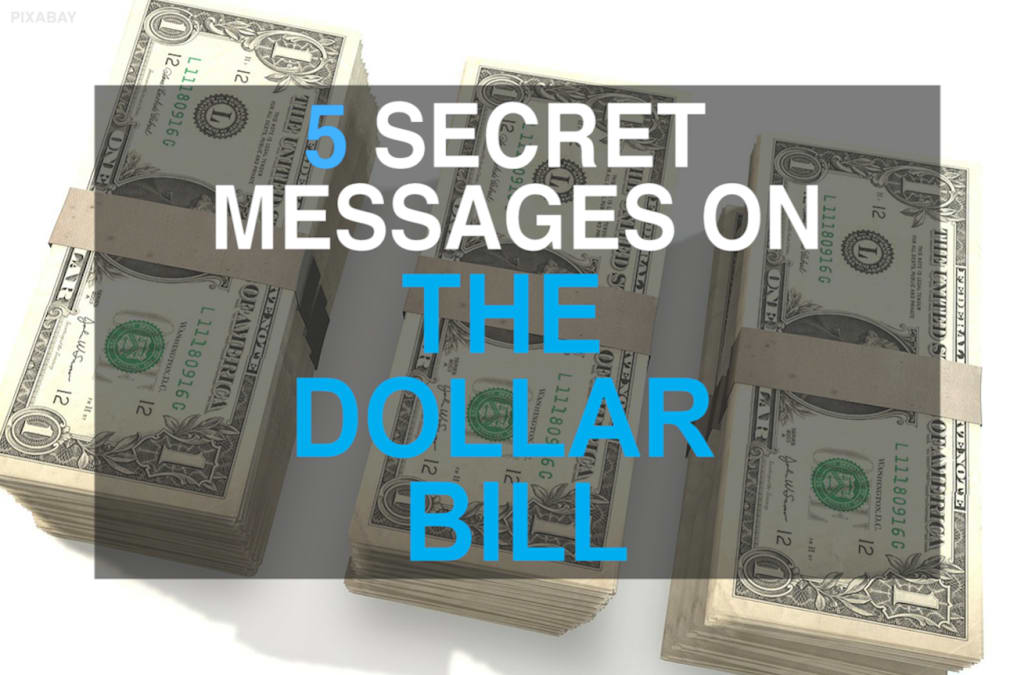 5 hidden messages on the dollar bill - AOL Lifestyle