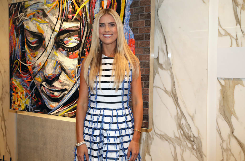 One Word That Perfectly Describes HGTV Star Christina El Moussa: Nonstop.  The Flip Or Flop Host Is Constantly On The Go, Whether Sheu0027s Renovating  Homes, ...