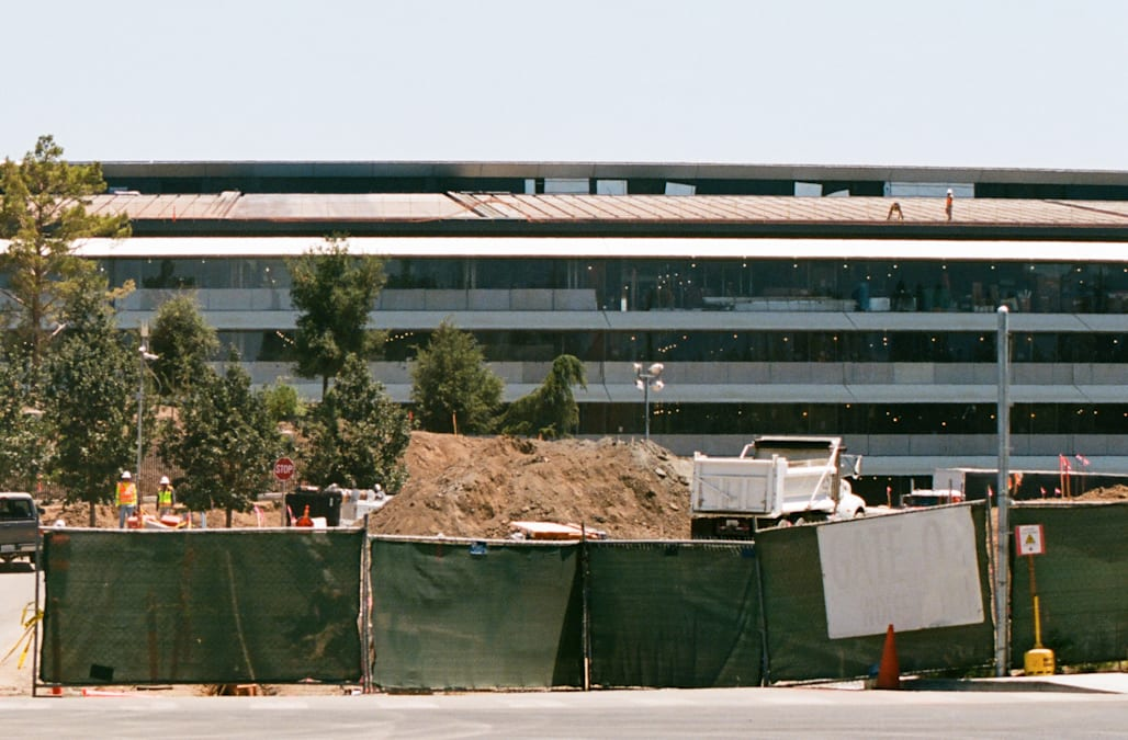 Apple Just Put The Finishing Touches On Its New 5 Billion Headquarters And Results Are Stunning
